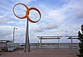 Redcliffe Parade Wind Driven Monument-1 (6398913891).jpg
