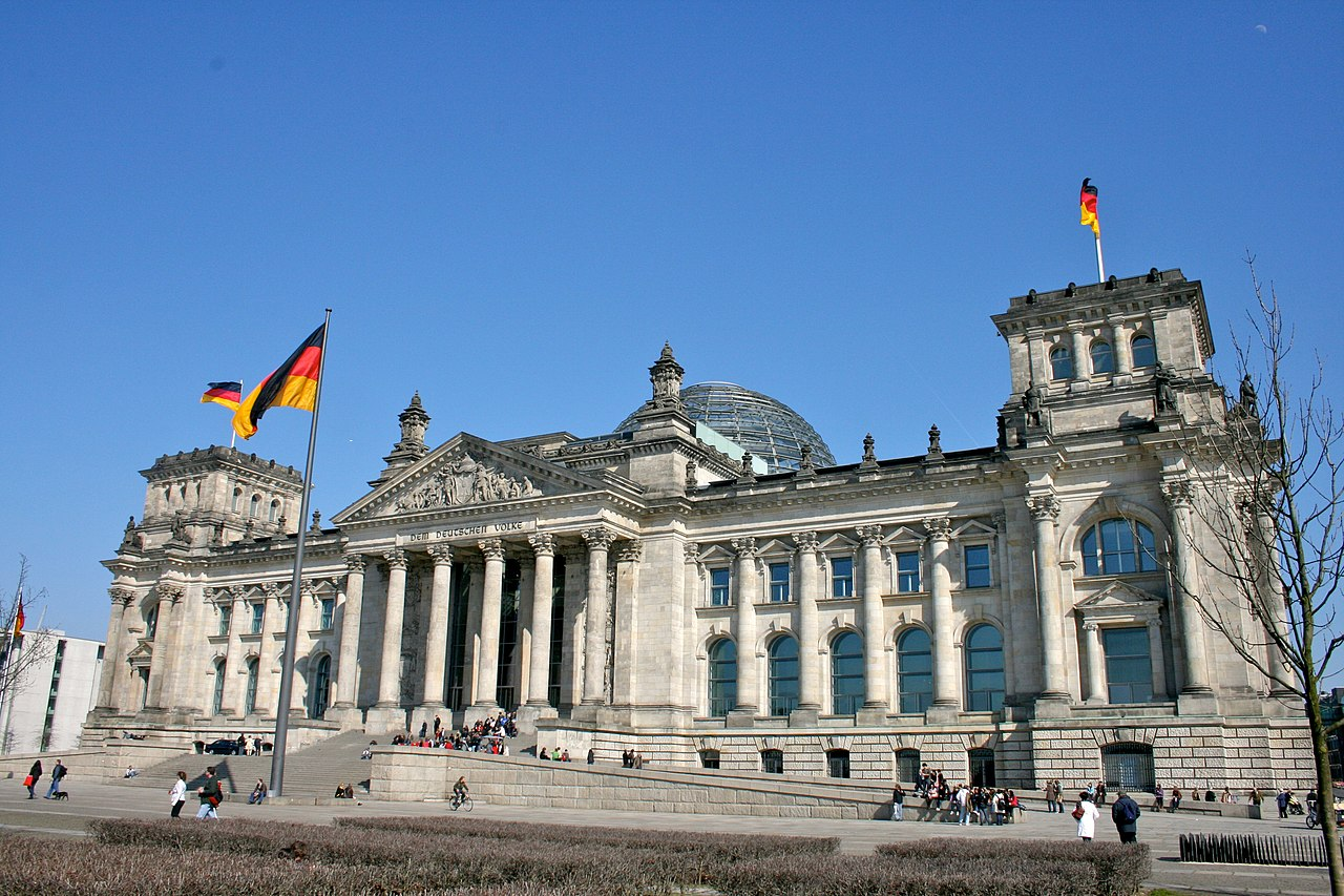 File:Reichstag, Berlin.jpg - Wikimedia Commons