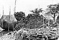 Remains of a stone-walled house at the deserted hilltop defensive site of Yagala, Sierra Leone (West Africa) (1952191266).jpg