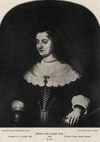 Rembrandt - Portrait of a Lady.jpg