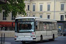 Transports En Commun De Nîmes Wikipédia