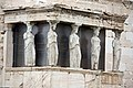 Replicas of the Caryatids at the Erectheum 2010 5.jpg