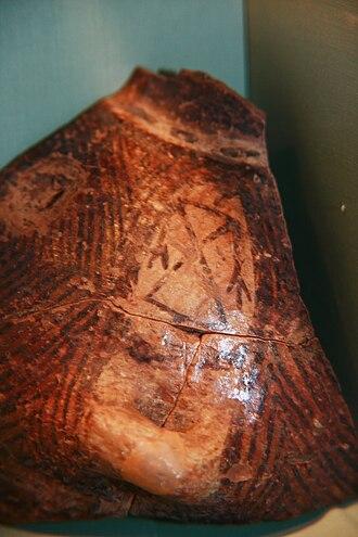 Prehistoric religion - Image: Reprezentare Antropomorpfa 0000
