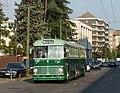 Restored 1958 trolleybus - Milano 548.jpg