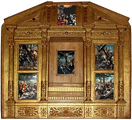 Polyptych of the Church of Santa Cruz da Graciosa