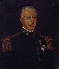 Retrato de Francisco Homem de Melo (Barão de Pindamonhangaba II, Visconde de Pindamonhangaba)