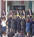 Ribbon-cutting ceremony of ARCUS Tsuchiura.jpg