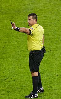 Ricardo Salazar American soccer referee