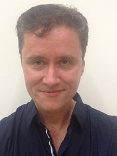 Richard Fidler Australian radio and television presenter, musician and comedian