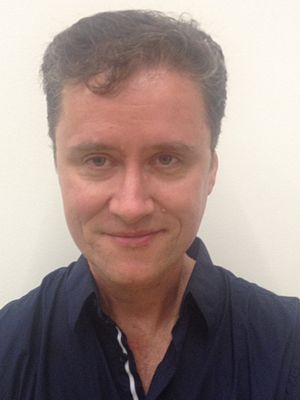 Richard Fidler - Richard Fidler, 2013