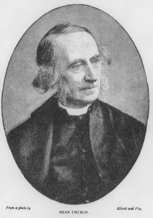 Richard William Church - Image: Richard William Church 0001