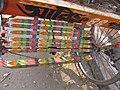 Rickshaws in Chittagong - detail 02.jpg