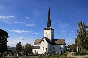 Ringsaker - Ringsaker Church