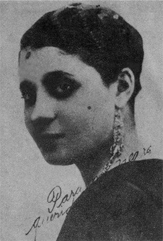 Rita Montaner - Rita in 1929
