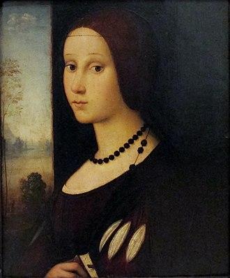 Catherine of Bosnia - Regan