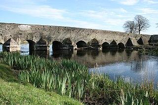 Kells Blackwater River in eastern Ireland, tributary of the Boyne