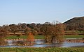 River Stour, Hambledon Hill and Child Okeford 20080112.jpg