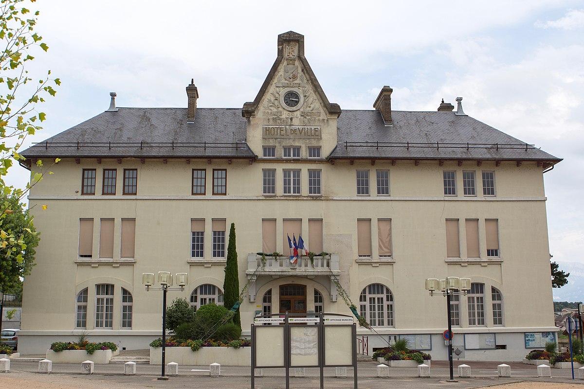 Rives (Isère) — Wikipédia