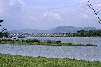 Perfume River - The Perfume River in Huế