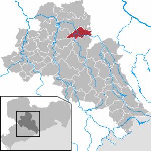 Roßwein - Image: Roßwein in FG
