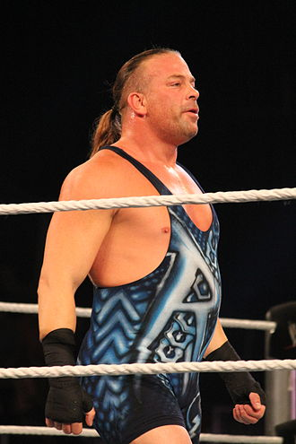 Rob Van Dam - Van Dam in 2014.