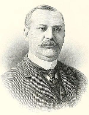 Robert H. Foerderer - Frontispiece of 1905's Robert H. Foerderer, Late a Representative-elect from Pennsylvania.