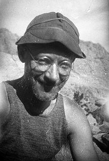 Robert L. M. Underhill American mountain climber