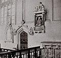 Robinson, Henry Peach - Inneres der Heiligen Dreifaltigkeitskirche in Stratford-upon-Avon (Zeno Fotografie).jpg
