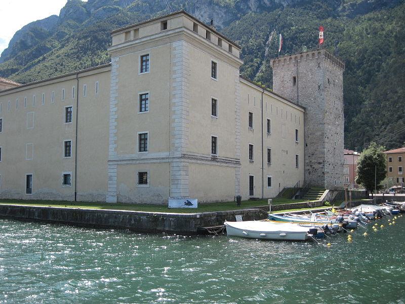 Rocca Del Riva Castle, Lake Garda