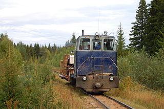 Konetsgorskaya narrow-gauge railway