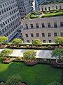 Rockefeller Center Rooftop Gardens 2 by David Shankbone.JPG