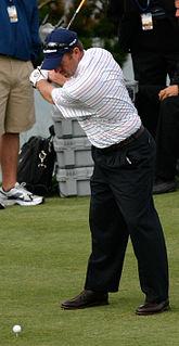 Rod Pampling Australian professional golfer