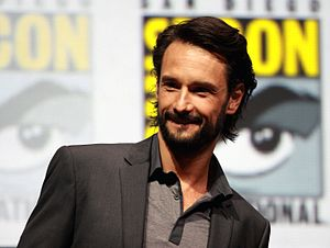 Rodrigo Santoro - Santoro at the 2013 San Diego Comic-Con International, promoting 300: Rise of an Empire.