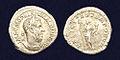 Romeinse munten denarius Macrinus 217-218.jpg