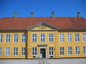 Roskilde Royal Mansion - Image: Roskilde 003