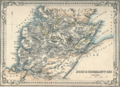 Ross-shire and Cromartyshire 1861 map.png
