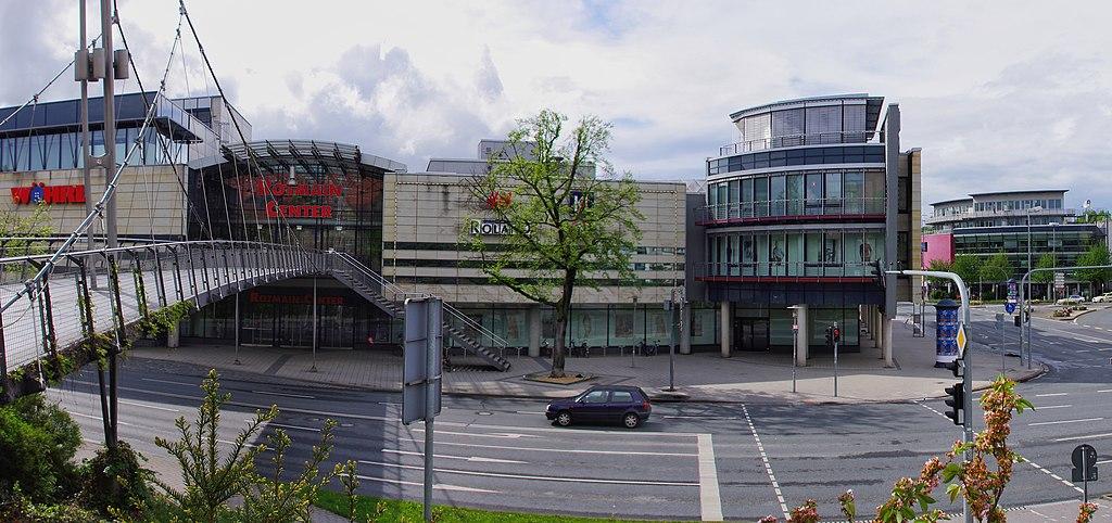 Rotmaincenter Bayreuth