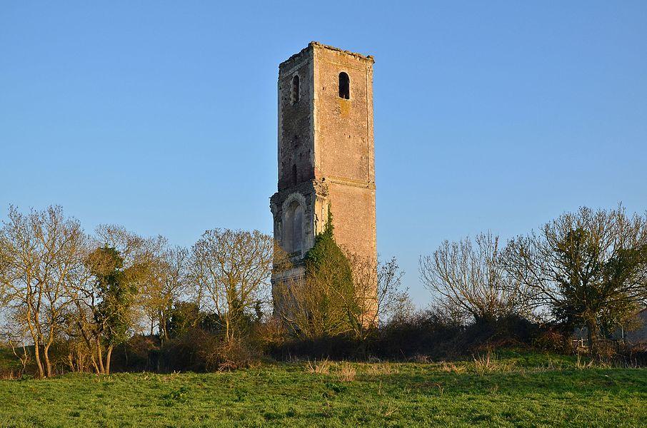 Buzay abbey - Rouans - Loire-Atlantique