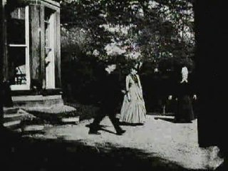 <i>Roundhay Garden Scene</i> 1888 film by Louis Le Prince
