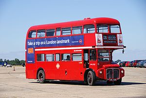 Routemaster RML2755 (SMK 755F), 2010 North Weald bus rally.jpg
