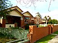 Row of Californian bungalow in Tarcutta St, Wagga Wagga.jpg