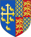 Royal Arms of England (1395-1399).svg
