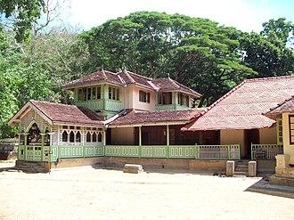 Walauwa - Maduwanwela Walauwa,  Kolonne, Sri Lanka