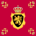 Royal Standard of King Leopold II of Belgium (1865–1909).png