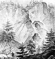 Rudické propadání 1822 F Richter.jpg