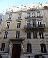 Rue Galilée 30. Architecte Paul Sédille 1895.jpg