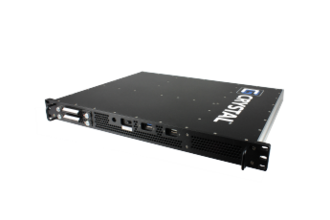 Rugged computer - Example of a MIL-STD-810 Certified, 1U Rugged Computer