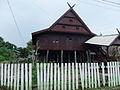 Rumah tradisional Bugis-Makassar Bulukumba.JPG