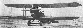 Rumpler C.VII - Rumpler C.VII (c. 1917)