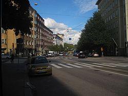 Runeberginkatu Helsinki Wikipedia